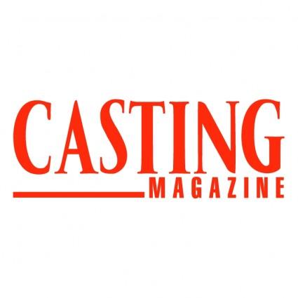 casting magazine logo