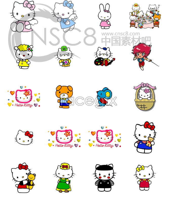 Cathy cat cats cute icons