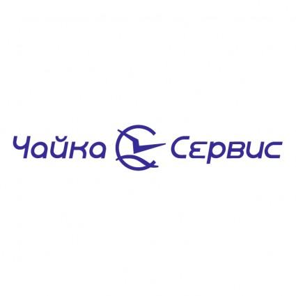 chaika service logo