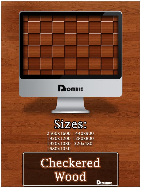 Checkered Wood