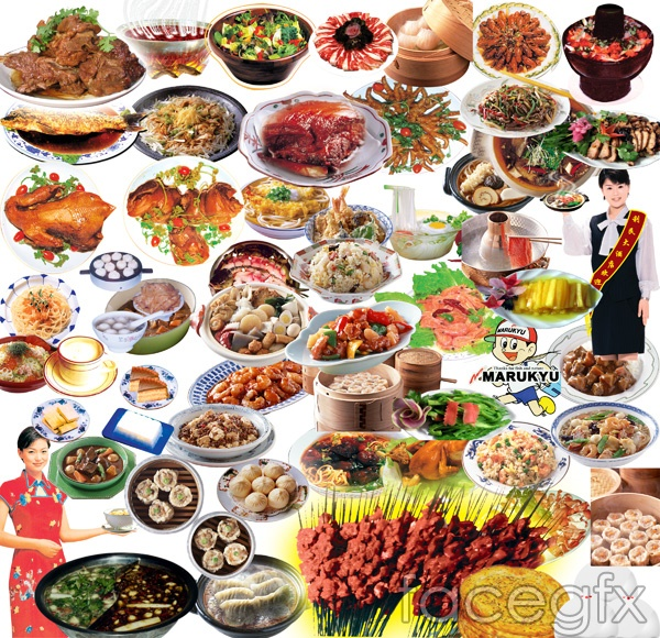 Chinese restaurant food psd – Over millions vectors, stock