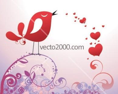 chirp Valentine's Day
