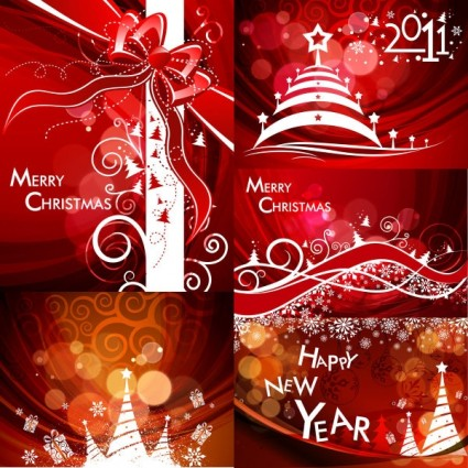 christmas pattern background pattern vector