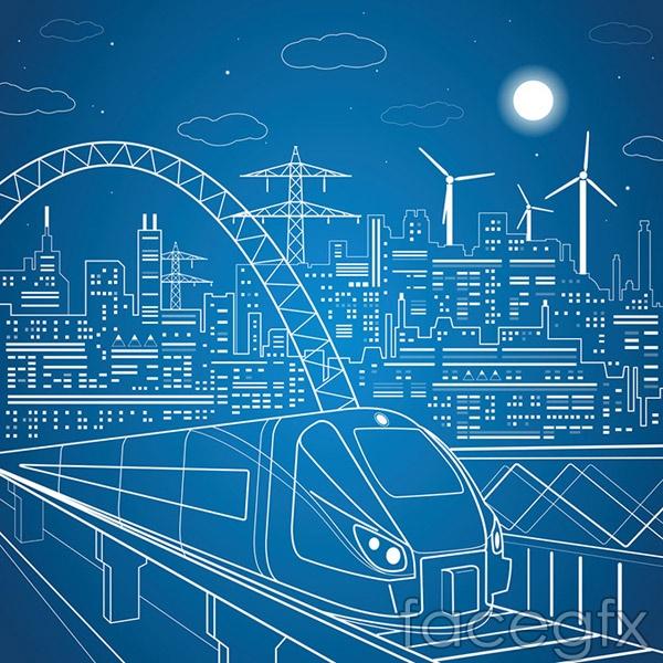 City rail illustration vector over millions vectors stock photos city rail illustration vector free download toneelgroepblik Choice Image