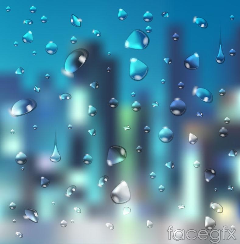 City rain glass background vector over millions vectors stock city rain glass background vector toneelgroepblik Gallery