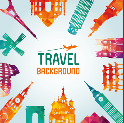Travel And Tourism Background For Powerpoint