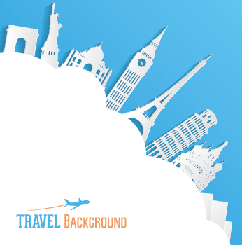 Classic buildings with travel background vector 04 free over classic buildings with travel background vector 04 free toneelgroepblik Image collections