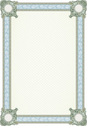 classic pattern border security 02 vector