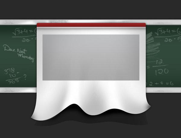 Classroom Web Layout