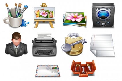 Cms icons icons pack