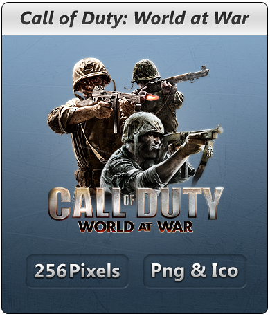 CoD World at War – Icon