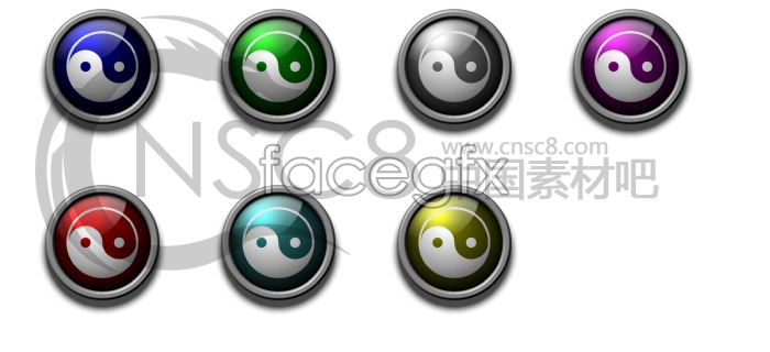 Color Tai Chi icon