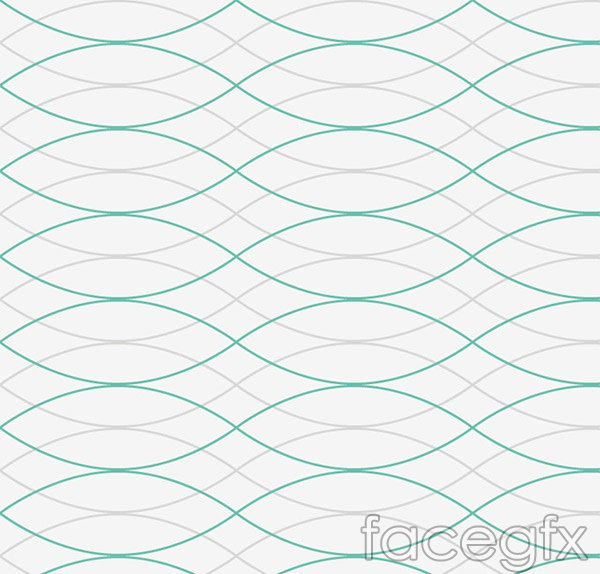 Colored wavy line background vector – Over millions vectors, stock