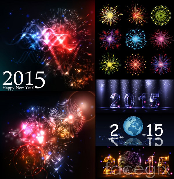 Colorful effects fireworks vector over millions vectors stock colorful effects fireworks vector free download pronofoot35fo Image collections