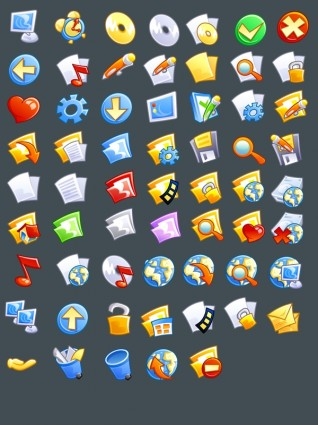 COMIC ICONS icons pack