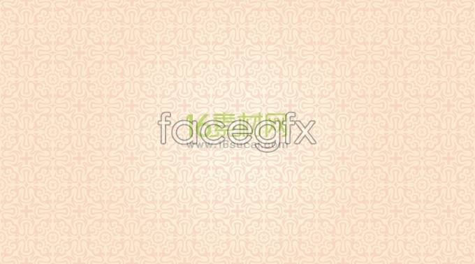 Continuous shading of the Quartet background vector