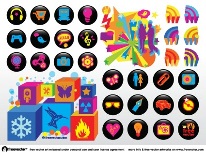 Cool Vector Icons icons pack