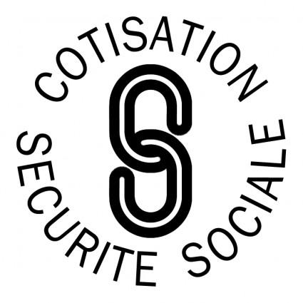 cotisation securite sociale logo