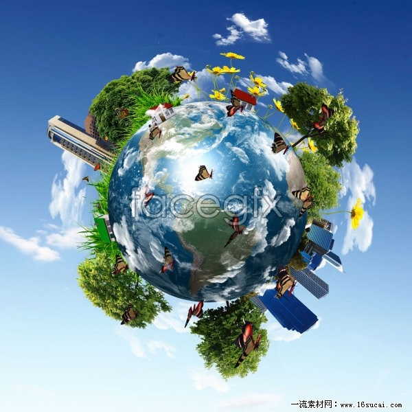 Image result for greener earth photoshoot