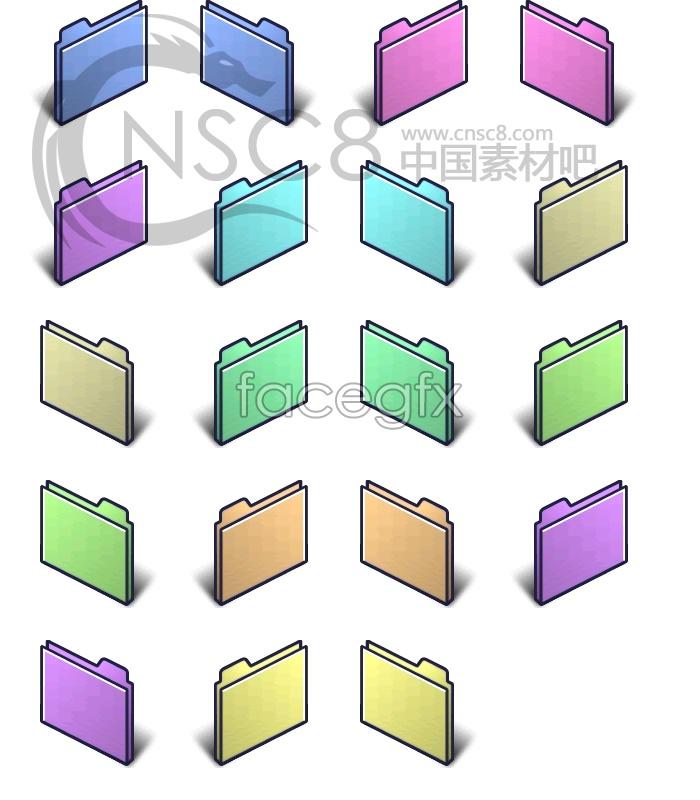 Cubic formal folder