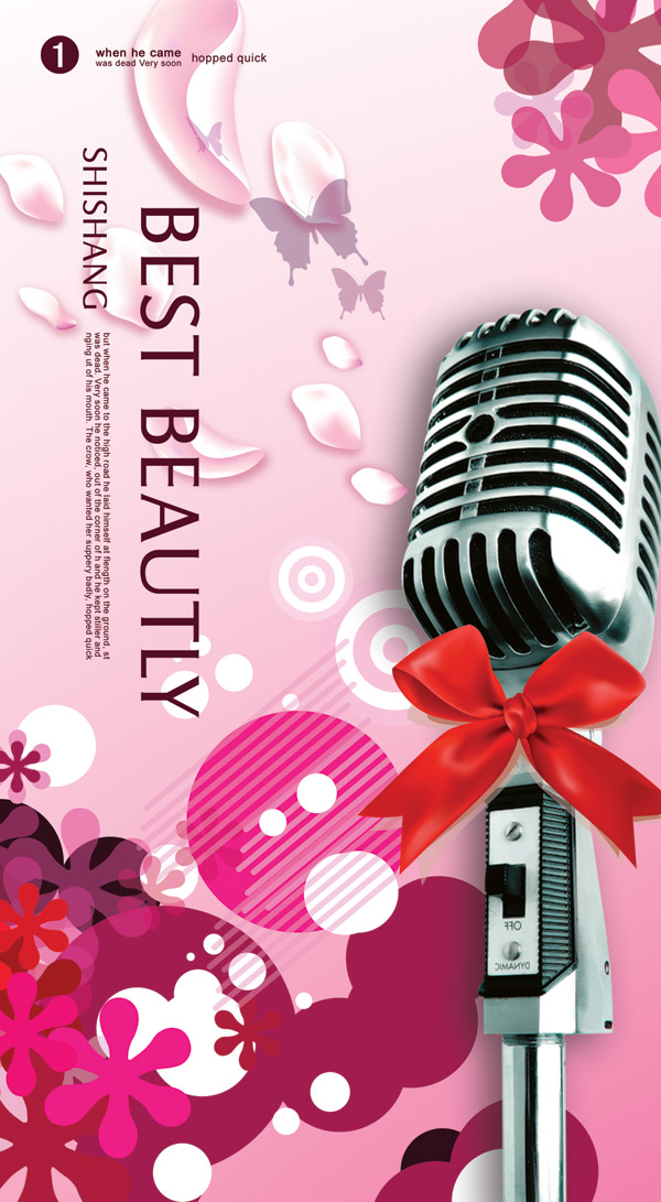 Current pink microphone PSD