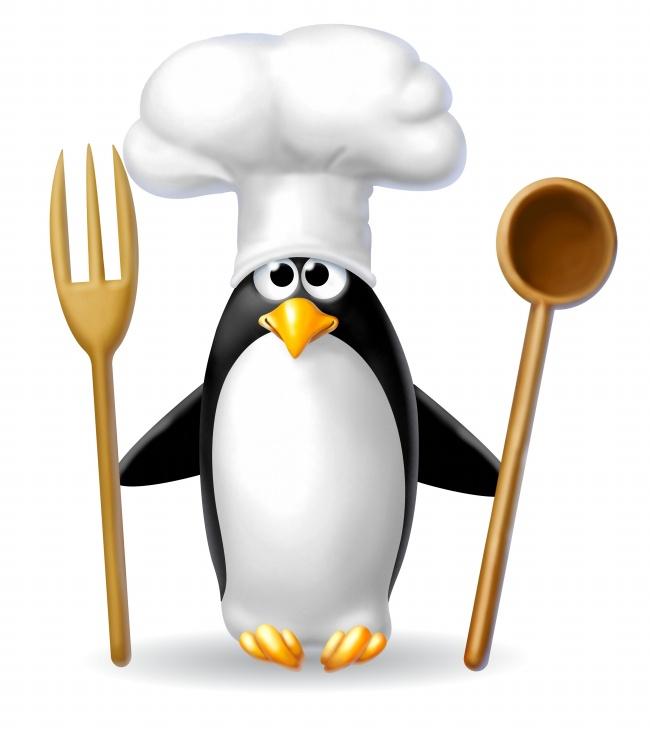 Cute cartoon Penguin pictures