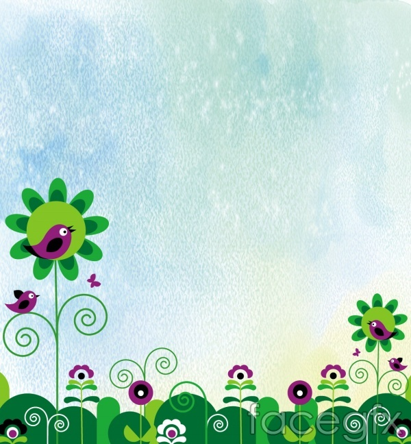 Cute cartoon psd background over millions vectors stock photos cute cartoon psd background voltagebd Images