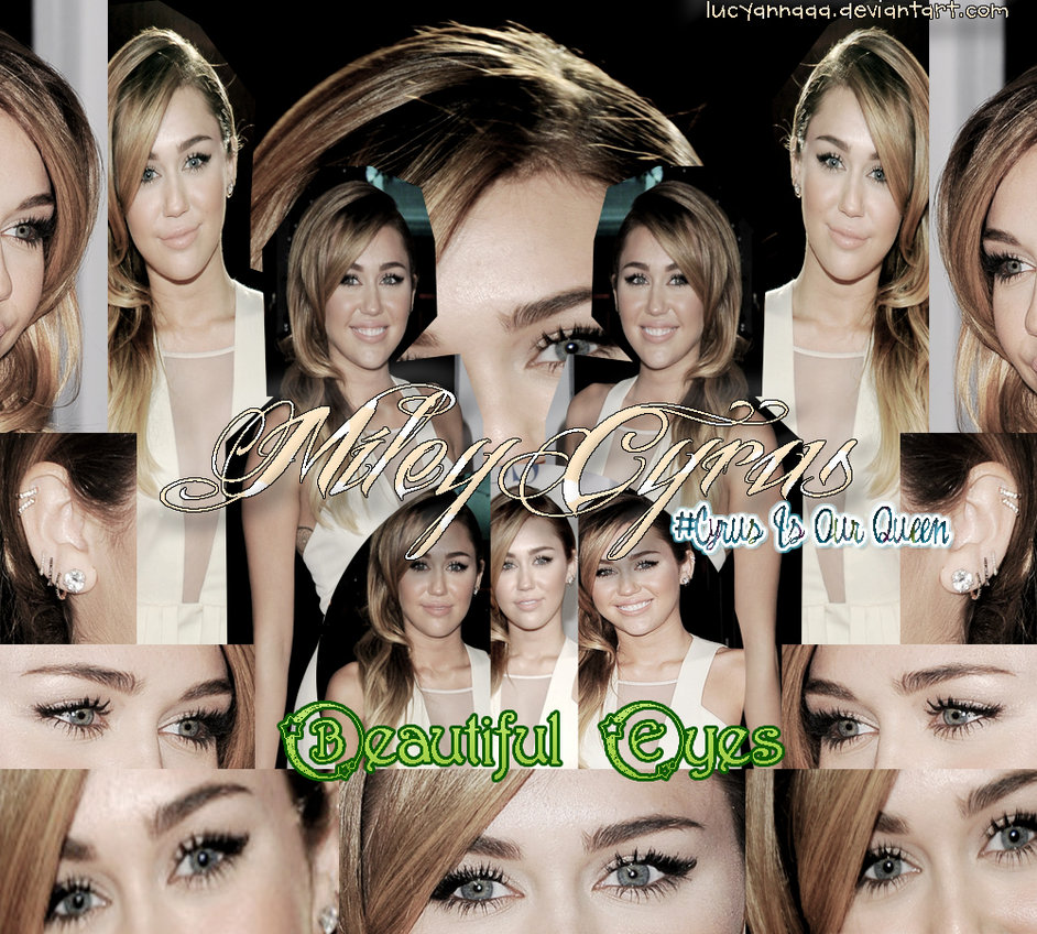 Cyrus Is Our Queen blend