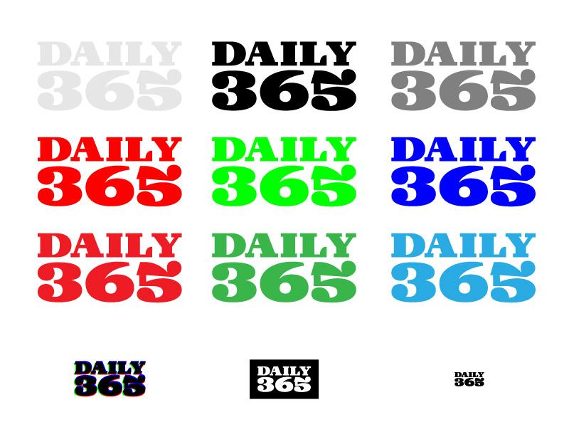 daily365: Day 1 – Logo