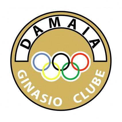 damaia ginasio clube logo