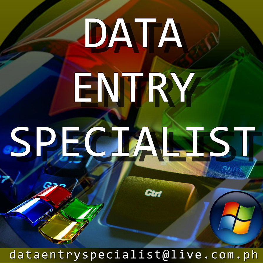 Date Entry Specialist ID