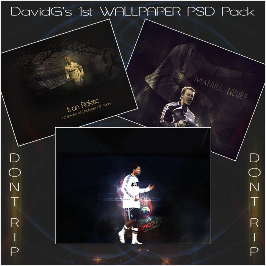 DavidG's 1st WALLI PSD Pack