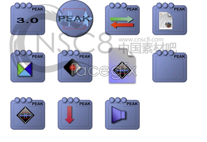 Decks and system icons