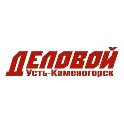 delovoy ust kamenogorsk logo
