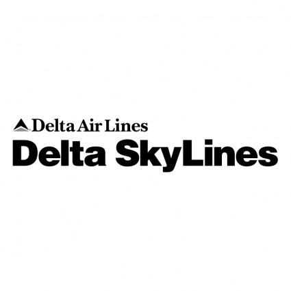 delta skylines logo