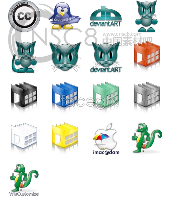 Deviantart topic icons – Over millions vectors, stock photos