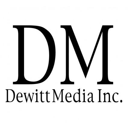 dewitt media logo
