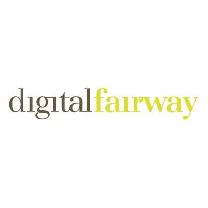 digital fairway logo