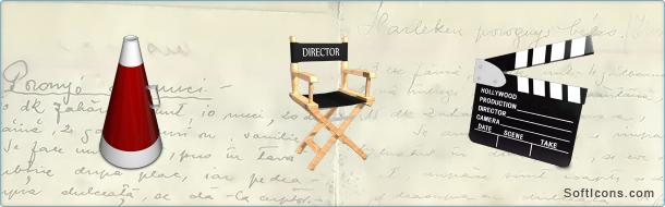Directors Kit Icons