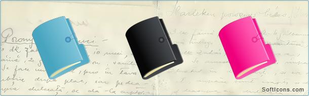 Document Folders Icons