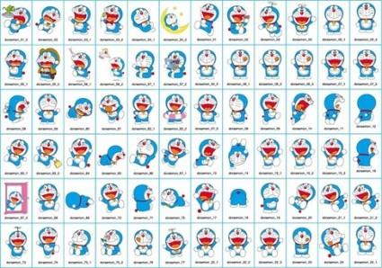 Doraemon Cartoon Illustrator Vector Graphics Over Millions Vectors