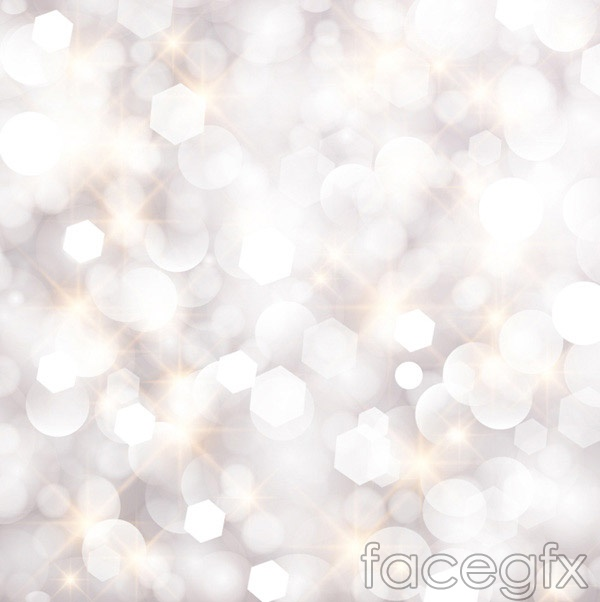 Dreamy white halo background vector – Over millions