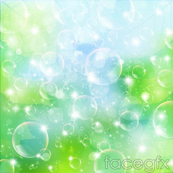 Dynamic background bubbles vector – Over millions vectors