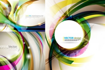 dynamic background clutter vector