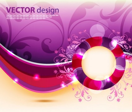 dynamic pattern background 06 vector
