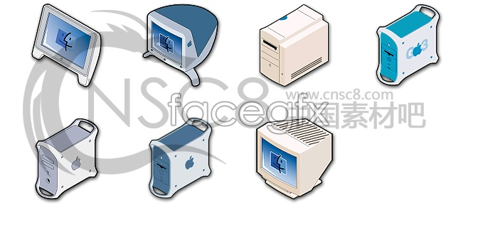 Early Apple machine series