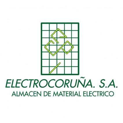 electrocoruna logo