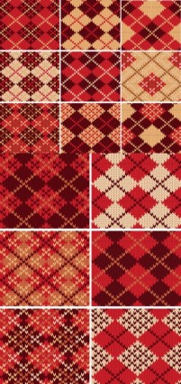 elegance of the twoparty continuous pattern vector