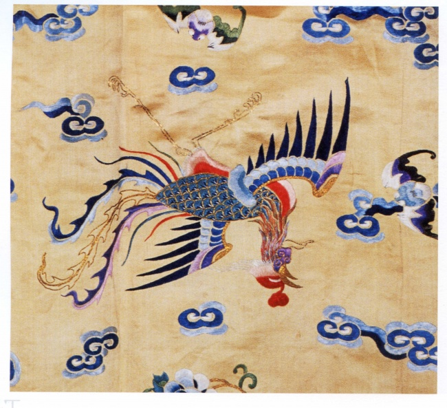 Embroidery Phoenix pictures download