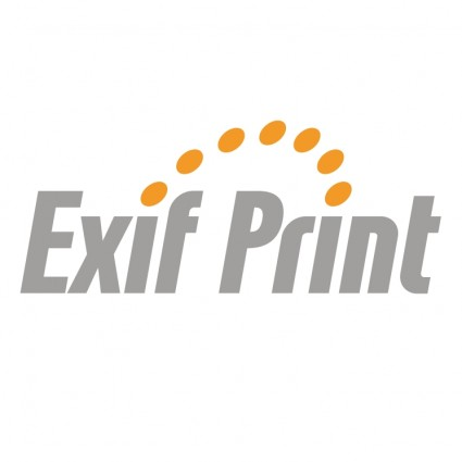 exif print logo